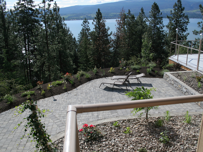 Kelowna Landscaping Contractor