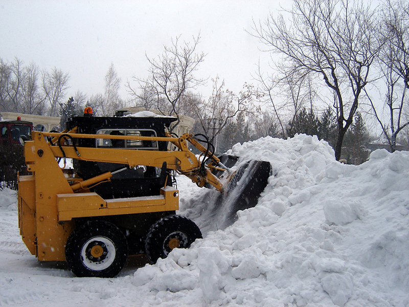 Commercial Snow Removal Kelowna