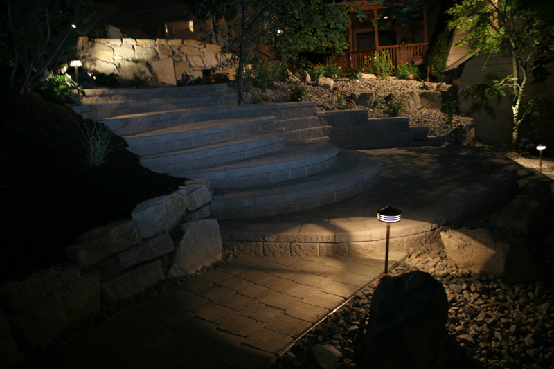 Landscape Lighting Kelowna